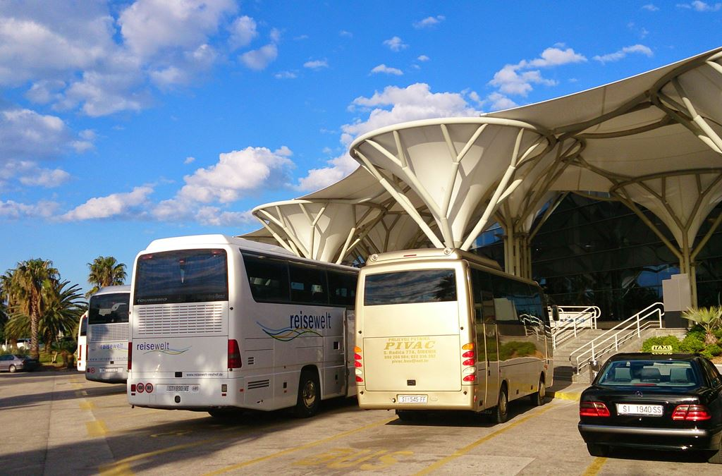 Airport Split transfers